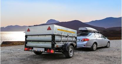 Picture of Car & Trailer